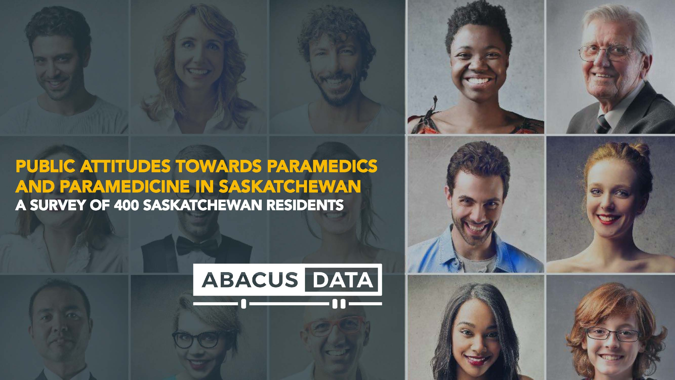 Paramedics and Paramedicine in Saskatchewan 2018